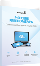 F-Secure Freedome VPN - <i>Offre spéciale ENGIE</i>