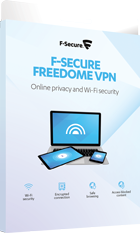 F-Secure Freedome VPN - <i>Special offer ENGIE</i>