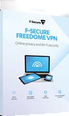 F-Secure Freedome VPN - <i>oferta ENGIE</i>